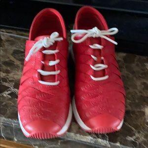 Mk tennis shoes